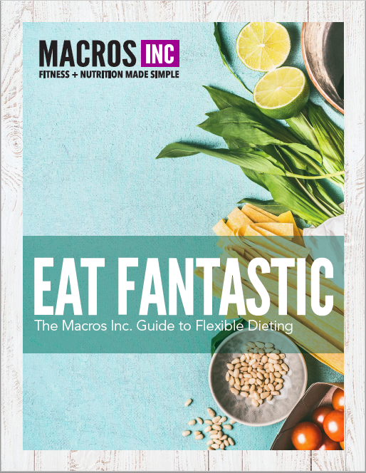 Eat Fantastic Front Cover