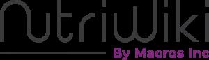NutriWiki Logo | Macros Inc