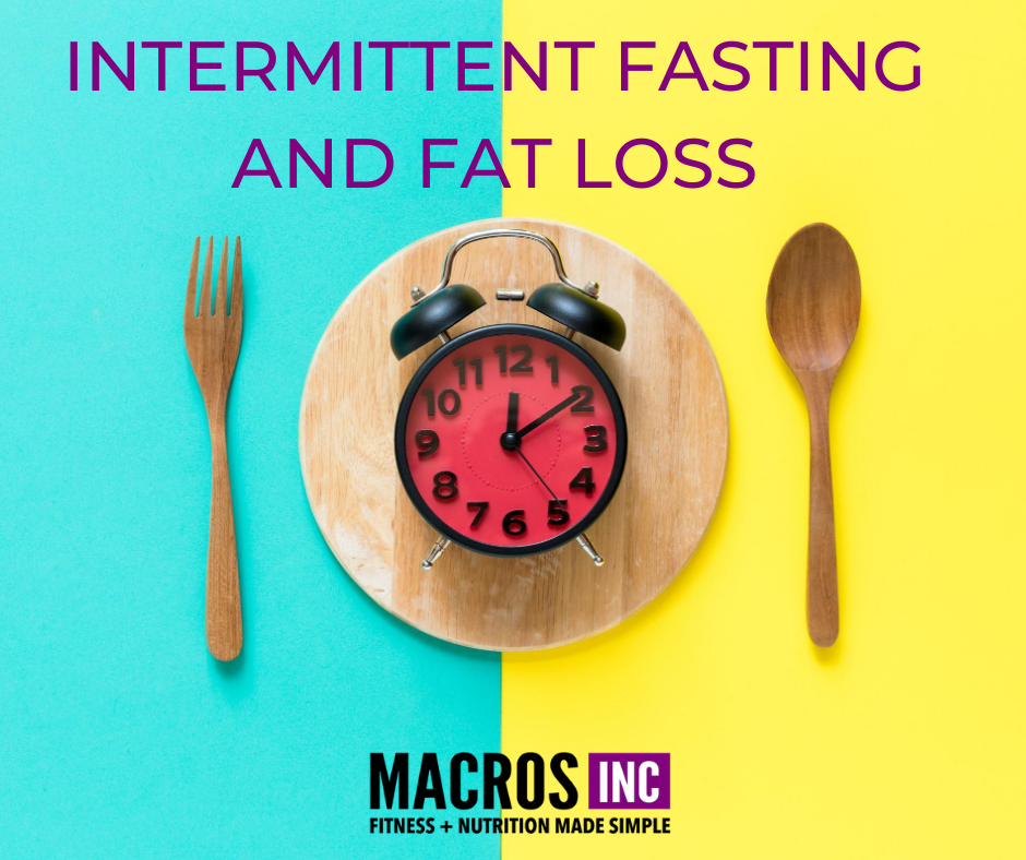 Intermittent Fasting & Fat Loss