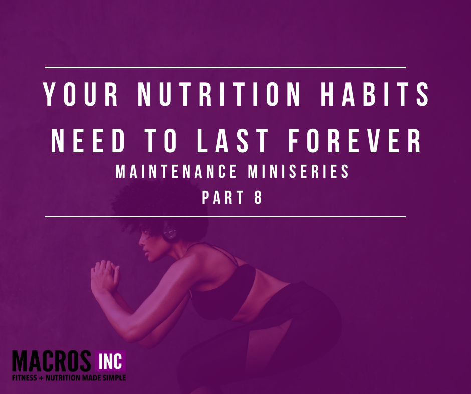 Nutrition Habits